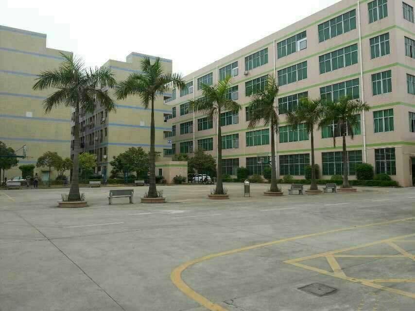 龙岗宝龙工业区一二楼1000到5000平厂房仓库出租可办环评