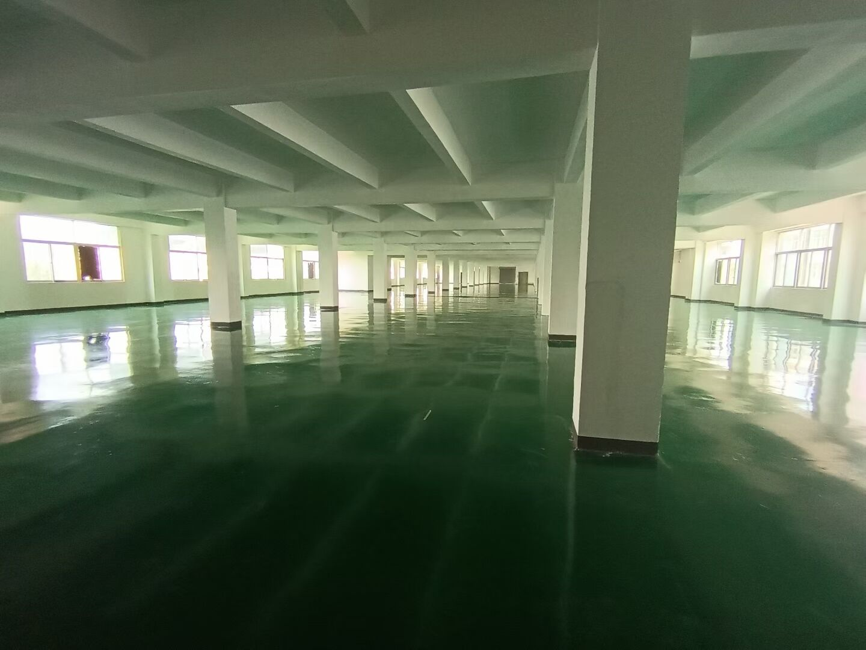 一二楼各2050平龙岗同乐原房东带装修厂房可办环评仓库出租