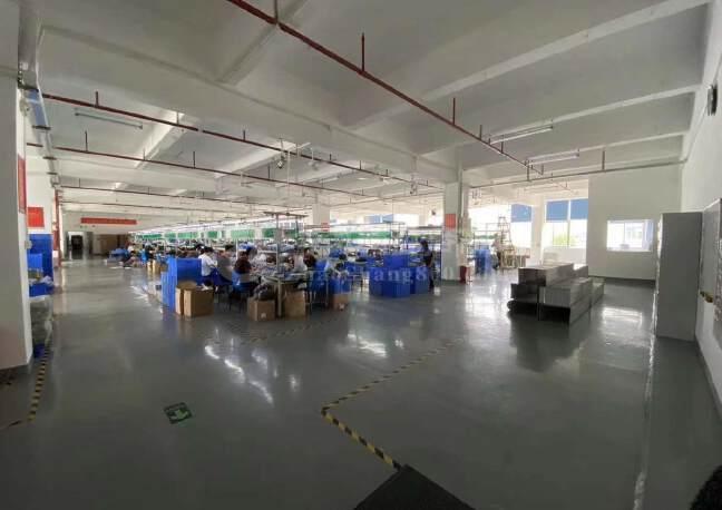 布吉科技园精装修厂房可做仓库电商2500平出租