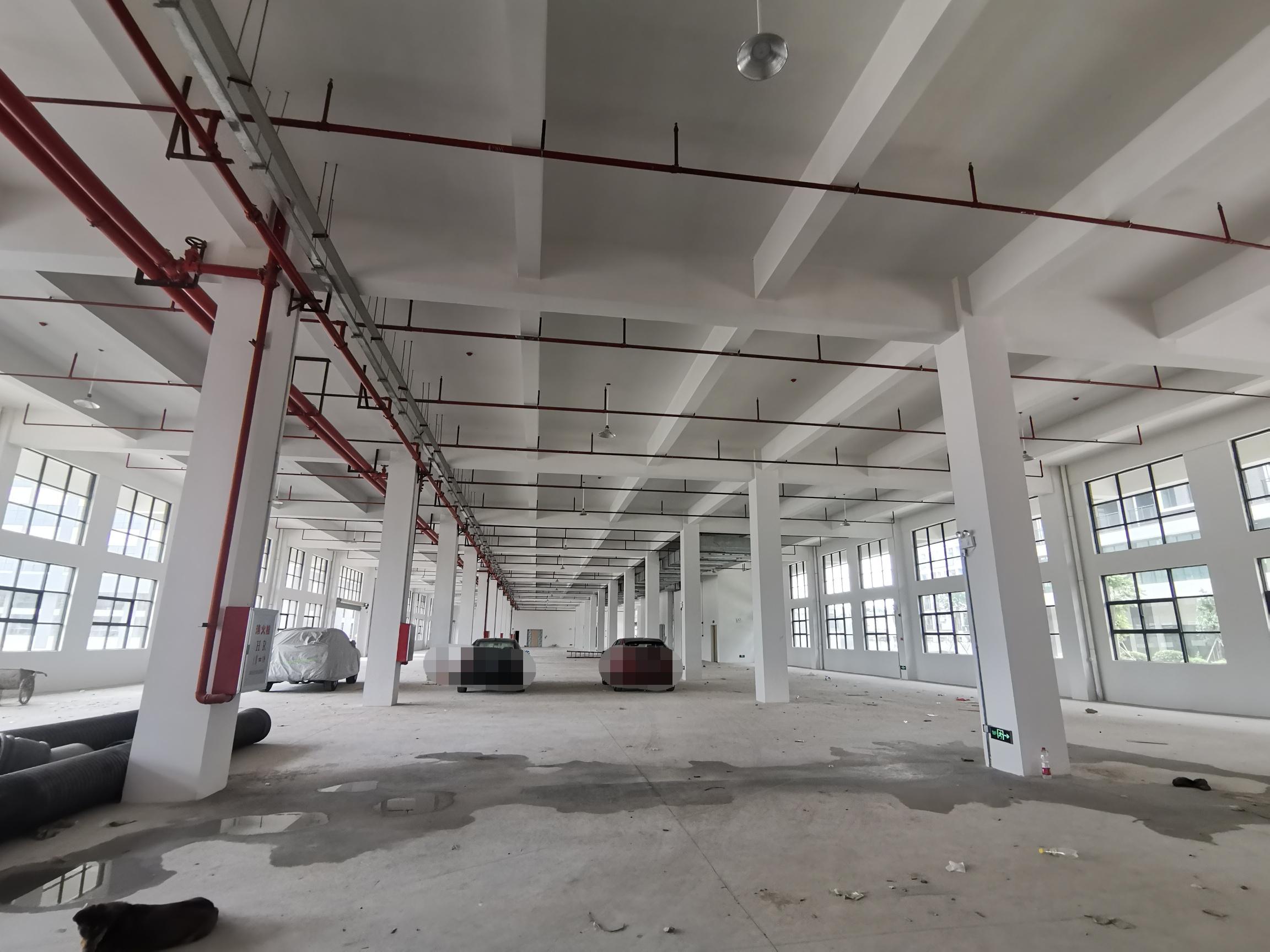 龙岗区平湖地铁口仓库厂房出租总面积1万平可分租楼上电子